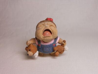Miki NAGASAKI, 'Teddy Bear!', 2014