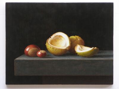 Donald Clark, 'Chestnuts', 2019