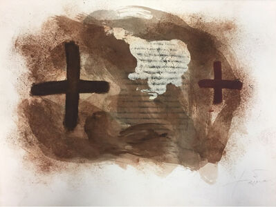 Antoni Tàpies, 'Untitled', 1976
