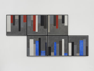 David Tremlett, 'Drawings #2 (Japan)', 2012