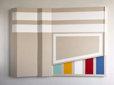 Robert William Moreland, 'Untitled, Multi Colored', 2016