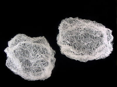 Angelica Bergamini, 'Sculpture; Clouds I & II (sold separatley)', 2009