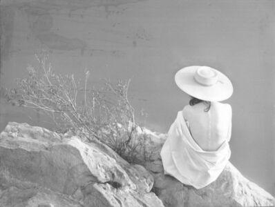 Gualberto Davolio Marani, 'La solitaria di Capri', 1948-1953