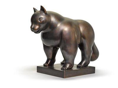 Fernando Botero, 'Cat', 2005