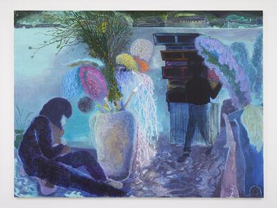 Daisuke Fukunaga, 'Night work', 2020
