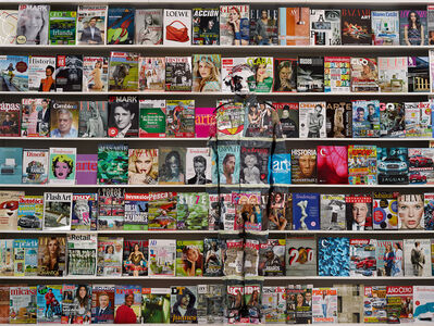 Liu Bolin, 'Hiding in Spain - Spain Magazine', 2017