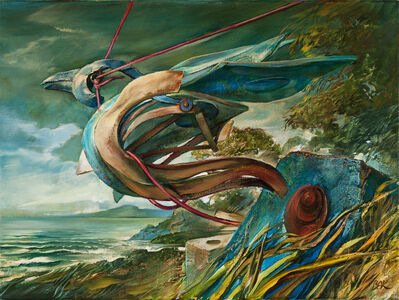 Samuel Bak, 'In the Air', 2014