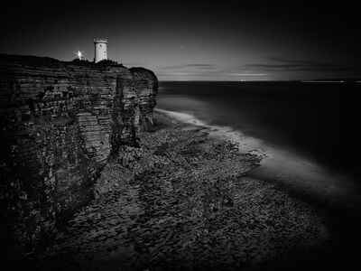 Jon Wyatt, 'Nash Point, South Wales', 2011