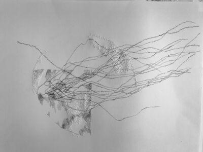 Safaa Erruas, 'Ink On Paper 8', 2019-2020