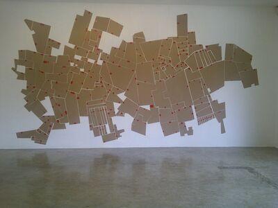 Pepe López, 'Geometrias marginales', 2014
