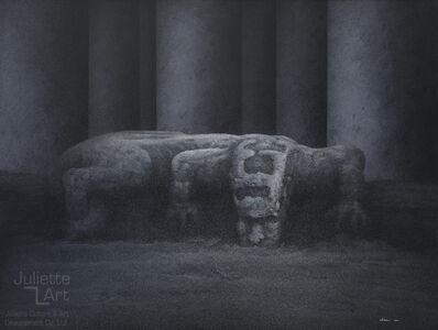 Liu Jiahua - 刘家华, 'A Sip from the River', 2015