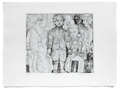 Jean-Pierre Larocque, 'La lanterne', 2010