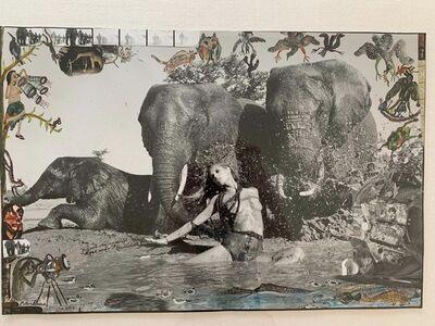 Peter Beard, 'Botswana (Pirelli)', 2008/2012