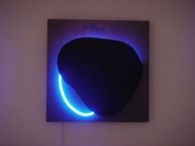 Gun Gordillo, 'bleu 07', 2007