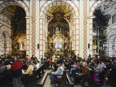 Thomas Struth, 'Iglesia de San Francisco, Lima, Peru', 2003