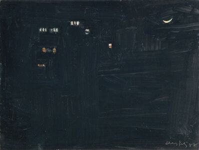 Alex Katz, 'Night', 1988