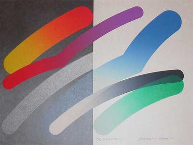 Takeshi Hara, 'Strokes 86-10', 1986