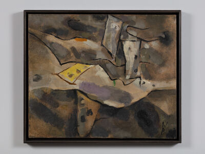Wolfgang Paalen, 'Untitled', 1953