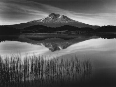 Roman Loranc, 'Tule and Mount Shasta ', 2017