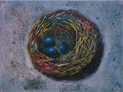 Queenie Kou, 'Bird Nest', 2019