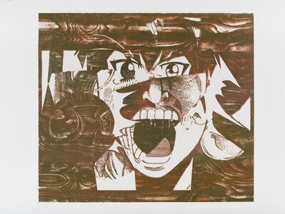 Christian Marclay, 'Scream (Rusted Curls)', 2019