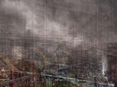 Shai Kremer, 'W.T.C: Concrete Abstract#6', 2011-2013