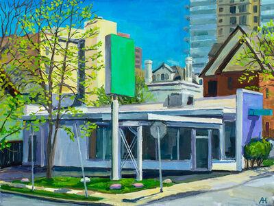Ariana Huggett, 'Green Gallery East', 2017