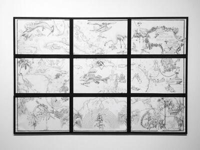 Jean-Ulrick Désert, 'Waters of Kiskeya', 2017