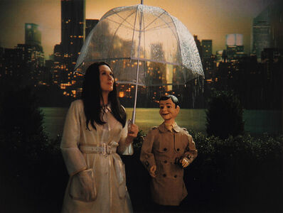 Laurie Simmons, 'The Music of Regret (Meryl, Act 2, Rain)', 2006