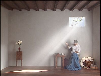Bill Viola, 'Catherine's Room', 2001