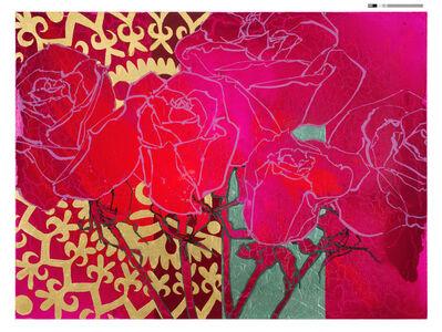 Robert Kushner, 'Five Roses', 2011
