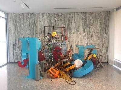 Warren Muller, 'Site Specific Installation ', 2018