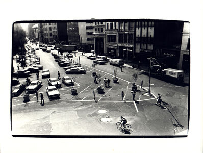 Andy Warhol, 'Andy Warhol, View from The Factory at 860 Broadway Looking Down at Union Square West, 1970s ', 1970-1979