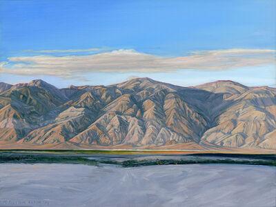 Mary-Austin Klein, 'Inyo Mountains, Saline Valley', 2019