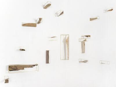 Huy Bui, 'Geological Frame', 2016