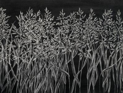 Margot Glass, 'Grasses (4)', 2019