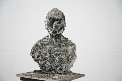 Zhang Huan, 'Ash Sculpture No. 21', 2007