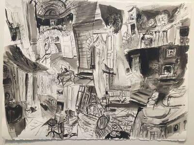 Gretchen Scherer, 'Study for Safe Passage', 2015