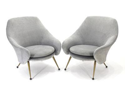 Marco Zanuso, 'Martingala Chairs', 1954