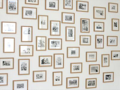 Rirkrit Tiravanija, 'Untitled (100 Demonstration Drawings)', 2006