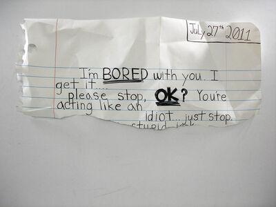 Michael Scoggins, 'Bored', 2011