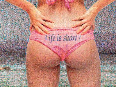 Joel Moens de Hase, 'MIX - Life is short', 2019