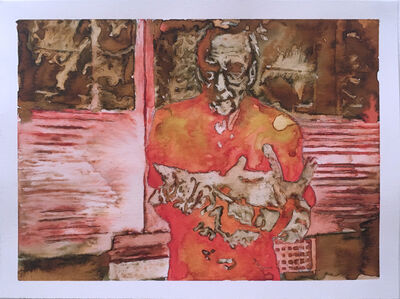 Rob Kaniuk, 'Burroughs', 2021