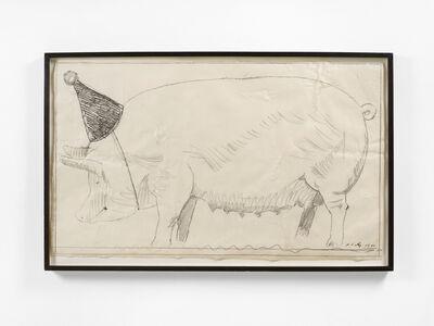 Mike Kelley, 'Untitled', 1990