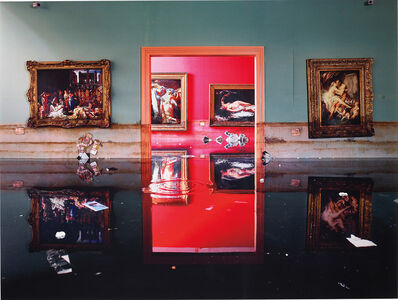 David LaChapelle, 'After the Deluge: Museum', 2007