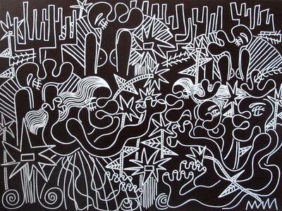 Theodosia Marchant, 'Night Moves', 2017