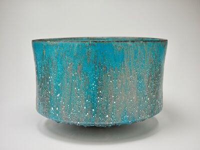 Jay Kvapil, 'Turquoise Blue Vessel', 2017