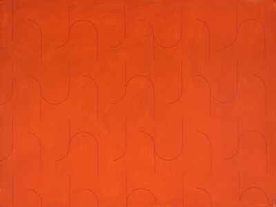 Perle Fine, 'Untitled (Drawing #9)', c. 1973