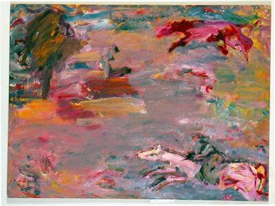 Pat Passlof, 'Untitled', 1994