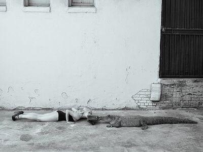 Tyler Shields, 'Birkin Tug Of War 2 II', 2012